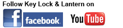 Key Lock & Lantern Facebook YouTube Pages