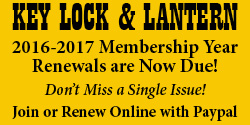 Key Lock & Lantern membership