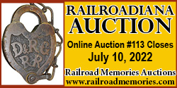 Railroad Memories Railroadiana Price Guide http://www.railroadmemories.com