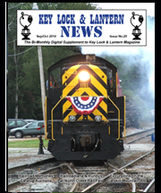 KL&L News Issue 29 Saratoga & North Creek Railroad