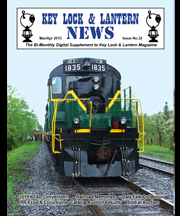 KL&L News Adirondack Scenic Railraod