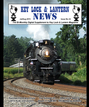 Key Lock Lantern News Nickel Plate Road 765