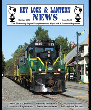 key lock lantern news adirondack scenic railroad thendara
