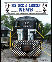 KL&L News cover New Yor Central Alco
