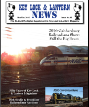 KL&L news 42 Marc train at washington union station