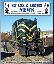 KL&L News Central New Jersey Alco Locomotive