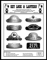 KL&L 165 Cover Hat badges